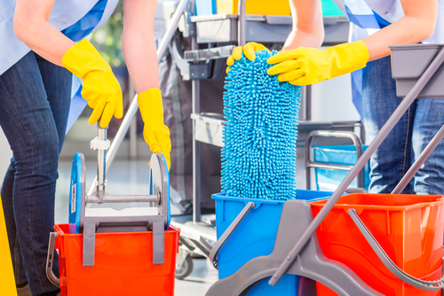 How important is it to outsource Commercial Cleaning