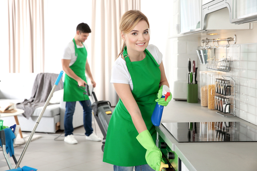 The Most Reliable Cleaning Services in the Land of Lincoln