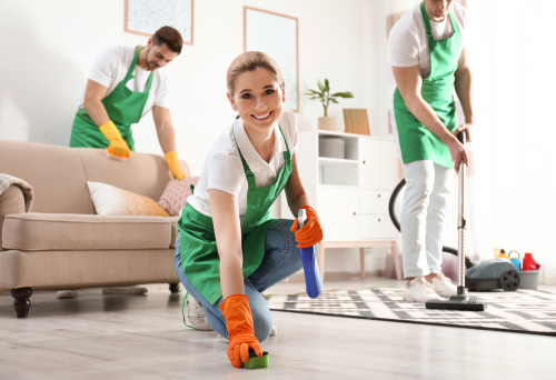 How to Deep Clean Your Home Quickly