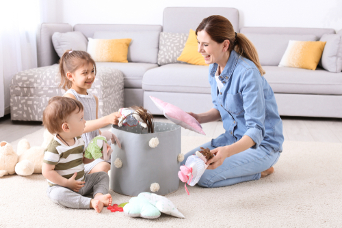 How Do I Teach My Children To Clean?