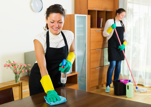 How To Keep Your Home Clean When Busy