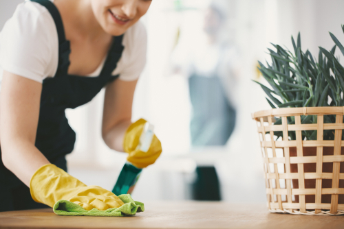 The Benefits of Home Cleaning