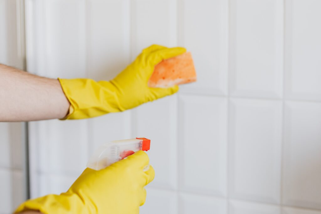 Tips to Easily Clean Grout