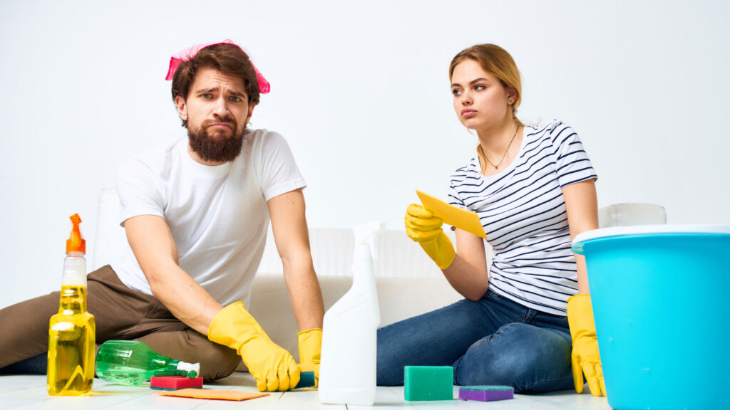 Overcoming The Challenges Of House Cleaning