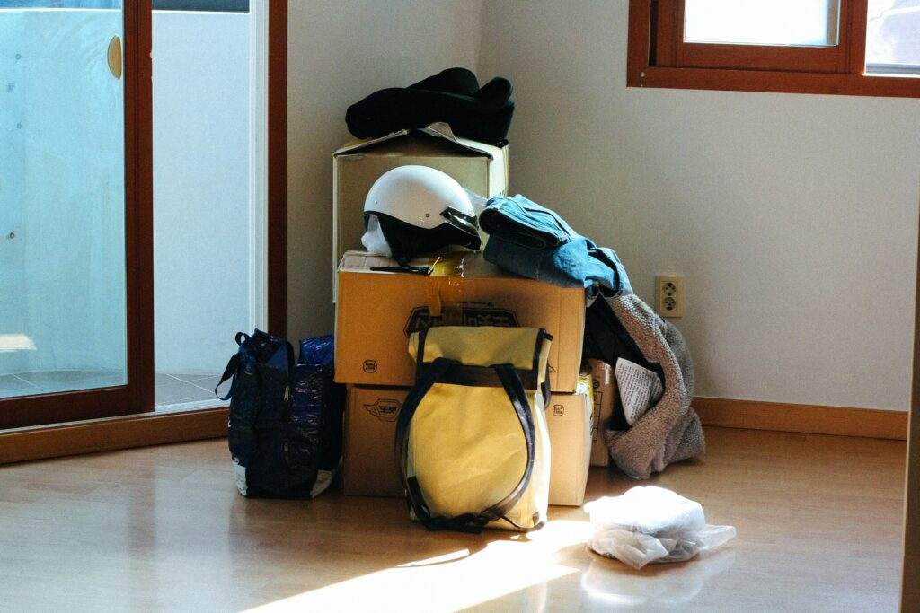Move-In & Move-Out House Cleaning